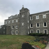 Photo taken at The Monastery - Cumberland Public Library by Kevin V. on 11/18/2017