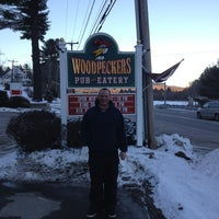 Photo taken at Woodpeckers Pub And Eatery by Kevin V. on 1/18/2013