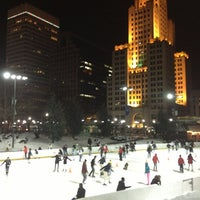 Photo taken at Bank of America Skating Center by Kevin V. on 12/31/2012