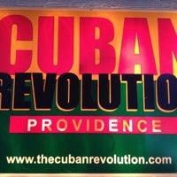 Photo taken at Cuban Revolution by Kevin V. on 12/2/2012