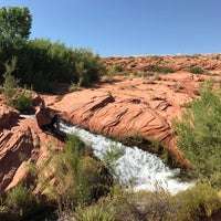 Photo taken at Sand Hollow State Park by Kevin V. on 7/4/2017
