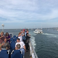 Photo taken at Hy-Line Cruises Ferry Dock (Nantucket) by Kevin V. on 7/21/2017