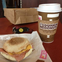 Photo taken at Dunkin Donuts by Kevin V. on 4/5/2013
