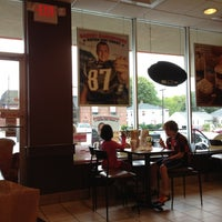 Photo taken at Dunkin Donuts by Kevin V. on 9/29/2012