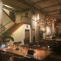 charming neuehouse york cool offices. Photo Taken At NeueHouse By Kevin V. On 1/26/2018 Charming Neuehouse York Cool Offices