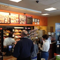 Photo taken at Dunkin Donuts by Kevin V. on 10/6/2013