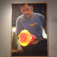 Photo taken at Simon Pearce Glassblowing by Kevin V. on 6/1/2014