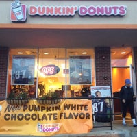 Photo taken at Dunkin Donuts by Kevin V. on 10/19/2012