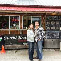 Photo taken at Smokin Bowls by Scott on 10/28/2012