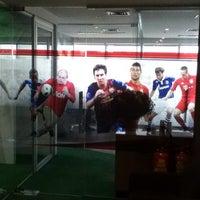 Foto tirada no(a) Esporte Interativo por Gustavo T. em 8/8/2013