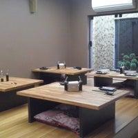 Foto tirada no(a) Jun Japanese Food por SAMANTHA B. em 2/1/2014