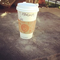 Photo taken at Starbucks by Amanda B. on 9/14/2013