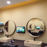 Photo taken at Salon Kadir Men&Women Hairdressing Salon Wellness & Spa in sultanahmet istanbul by Kadir A. on 6/9/2015