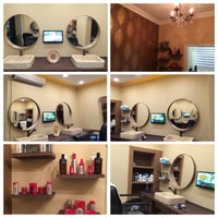Photo taken at Salon Kadir Men&Women Hairdressing Salon Wellness & Spa in sultanahmet istanbul by Kadir A. on 5/8/2015