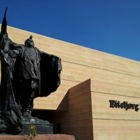 Photo taken at Eiteljorg Museum of American Indians & Western Art by Yazeed A. on 9/19/2012