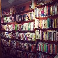 Photo taken at Poor Richard's Bookstore by Matt M. on 12/23/2013