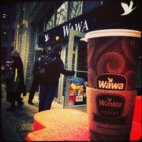 Photo taken at Wawa by Matt M. on 3/21/2013