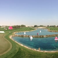 Photo taken at Doha Golf Club by marc n. on 1/26/2013