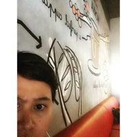 Photo taken at Mokka Coffee Cabana by Maynard M. on 10/21/2015