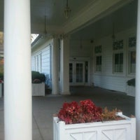 Photo taken at Bartolotta's Lake Park Bistro by Babs on 10/16/2012