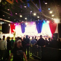 Photo taken at Buffalo Niagara Convention Center by Jp P. on 3/3/2013