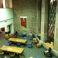 Photo taken at Norlin Library - University of Colorado at Boulder by Jessica S. on 10/19/2012