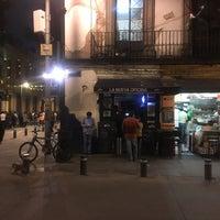 7/29/2017 tarihinde Hentay G.ziyaretçi tarafından La Nueva Oficina'de çekilen fotoğraf