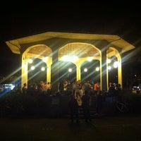 Photo taken at Bürkliplatz by Tobias Ph. E. Romer on 9/2/2013