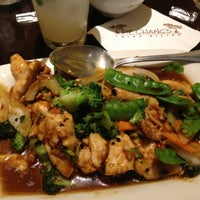 Photo taken at P.F. Chang's Asian Restaurant by Euni M. on 10/27/2012