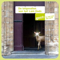 Photo taken at Ghent Altarpiece (Adoration of the Mystic Lamb) by Visit Gent on 7/18/2014