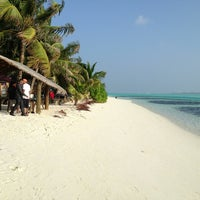 Photo taken at Maadhoo Finolhu by Mohamed Y. on 1/14/2013
