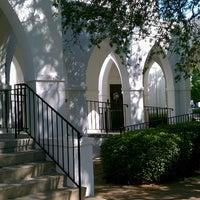 Photo taken at Holy Comforter Episcopal Church by John O. on 3/1/2013
