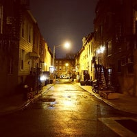 Photo taken at Dennett Place by christian svanes k. on 1/15/2014