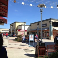 Photo taken at Cincinnati Premium Outlets by Nate R. on 10/6/2012