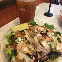 Photo taken at McAlister's Deli by Nicole I. on 10/14/2016