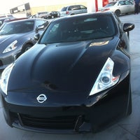 Photo Taken At Nelson Nissan By Braedon K. On 10/29/2012 ...