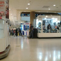 Photo taken at Mall Arauco Chillán by Guillermo Augusto J. on 10/11/2012