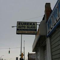 Photo taken at Eureka Auto Glass by Heather J. on 2/17/2014