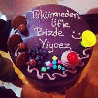 Photo taken at Brunch Cafe by Özlem E. on 2/25/2014