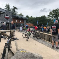 Photo taken at BikeParkWales by Brian S. on 9/15/2018