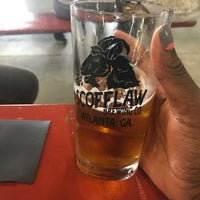 Photo taken at Scofflaw Brewing Co. by Oh F. on 6/30/2017