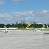Photo taken at Old City Helicopters, LLC in Tampa by Valerie M. on 10/8/2016
