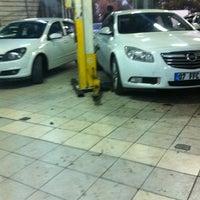 Photo taken at Optek Dikey Opel Service by Ertuğrul Y. on 12/24/2012