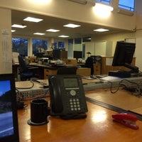 Photo taken at CarnaudMetalbox Engineering Ltd. by Gareth S. on 2/27/2014