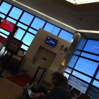 Photo taken at Gate 14 by Elizabeth D. on 11/5/2013