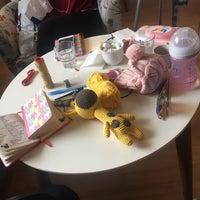2/21/2018 tarihinde Elçin A.ziyaretçi tarafından Cafe Stevia'de çekilen fotoğraf