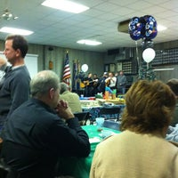 Photo taken at West Dundee VFW Illinois Post #2298 by JP H. on 12/23/2012