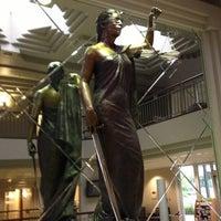 Photo taken at Oklahoma Bar Association by Sarah E. on 5/12/2014