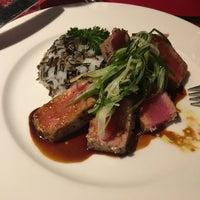 Photo taken at Restaurant Rosso - Best Western by Davi T. on 12/8/2016