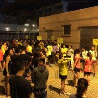 Photo taken at Tsing Yi Sports Centre 青衣體育館 by djcroft™ ®. on 11/25/2015